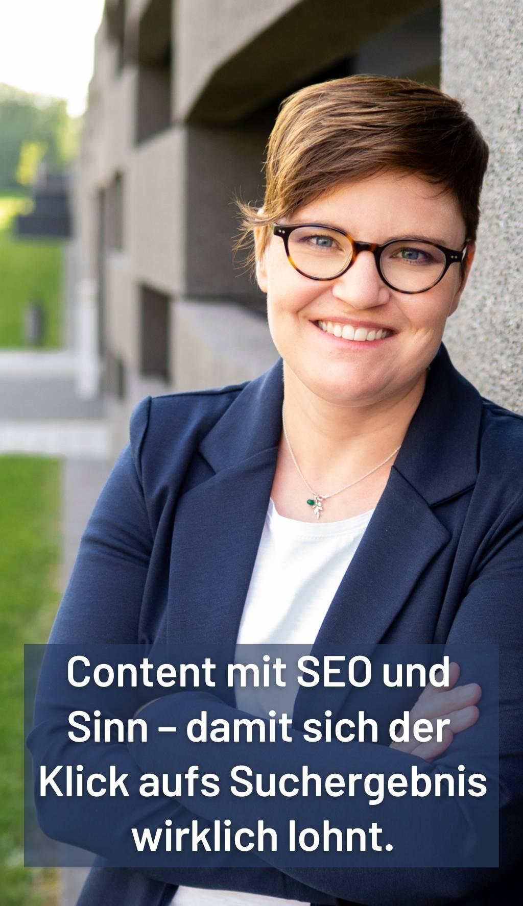 SEO Content Texte schreiben lassen von Karoline Mohren